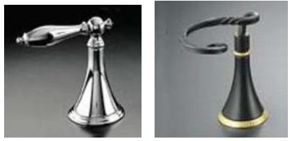 Remove The Handles For The Finial Bathroom Or Kitchen