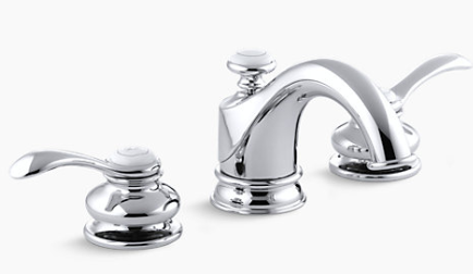 Remove The Handles For The Fairfax Faucet Kohler