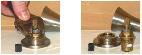 Replace The Valve In A Two Handle Faucet Kohler